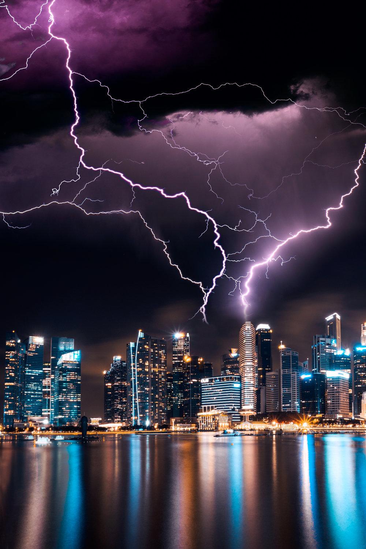 Navigating you through the storm