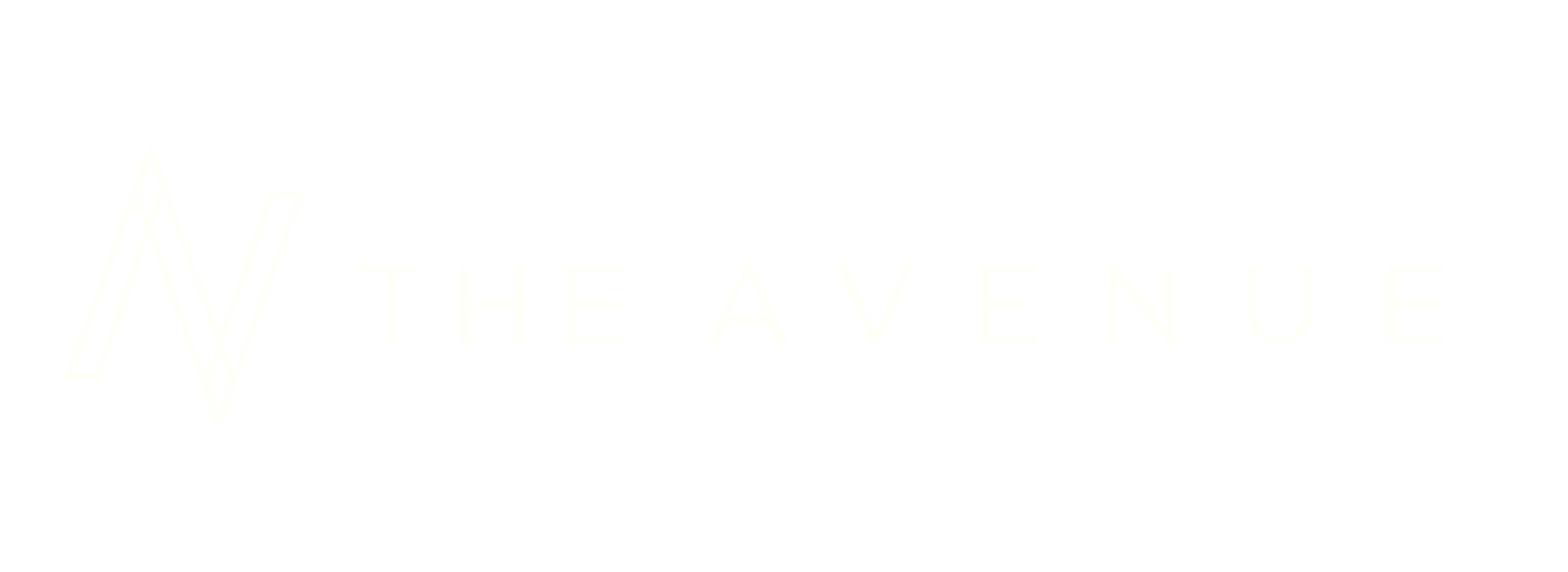 The Avenue: Web Design | Brand Strategy