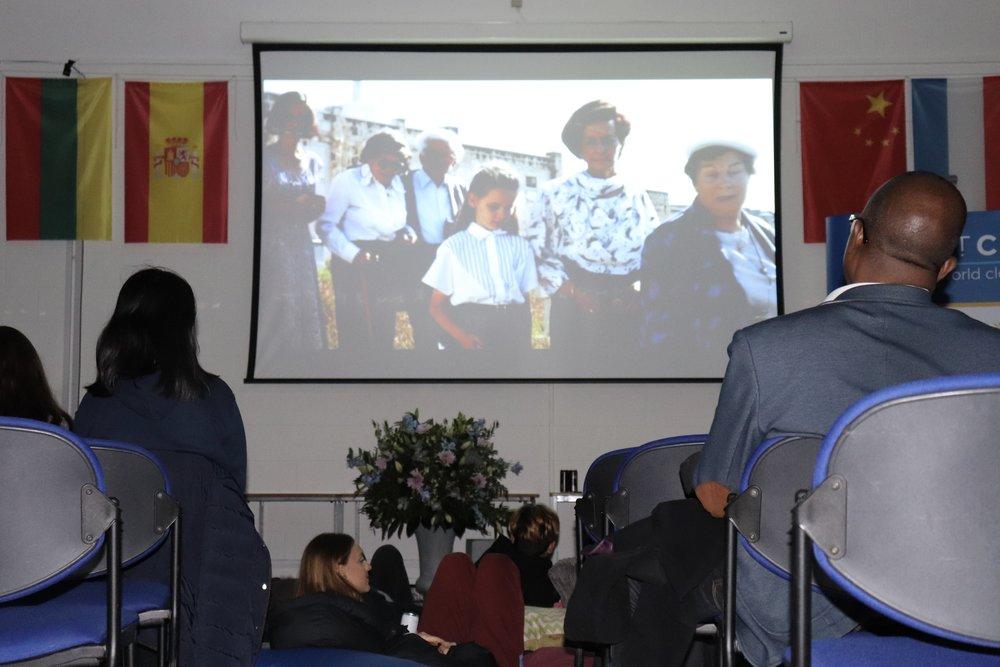 Copy of Copy of Copy of Copy of Copy of Copy of Nicholas Zhang St Clare Clare's Oxford Holocaust Memorial Day Screening Schindler Schindler's List Kaifeng Jews Matter Kaifengjewsmatter