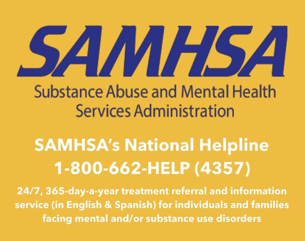 Substance Abuse Treatment Helpline