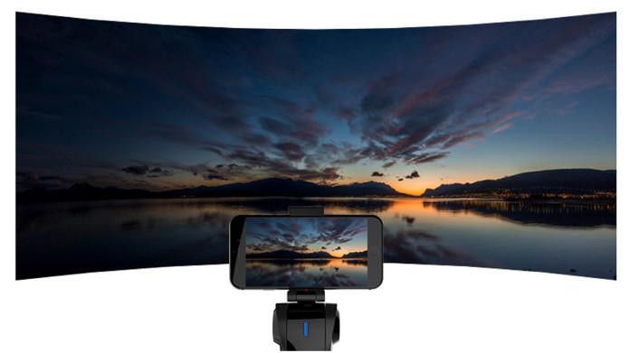 $604,336 - 产品:Snoppa M1 (Innovative 3-Axis Smartphone Gimbal)众筹平台:Indiegogo(官方推荐)