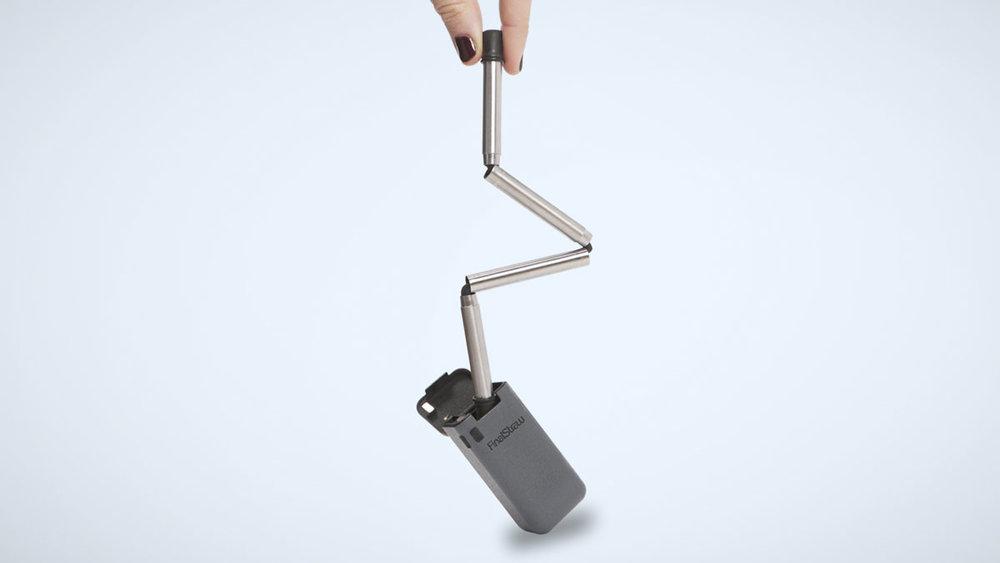 $1,894,878 - 产品:FinalStraw(全世界第一款可折叠和重复使用的吸管)众筹平台:kickstarter(官方推荐)