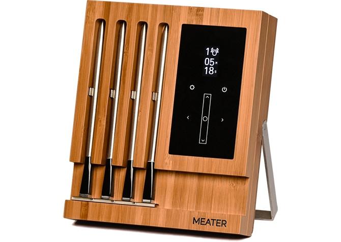 $1,251,486 - 产品:MEATER(首款无线智能烤肉温度计)众筹平台:kickstarter(官方推荐)