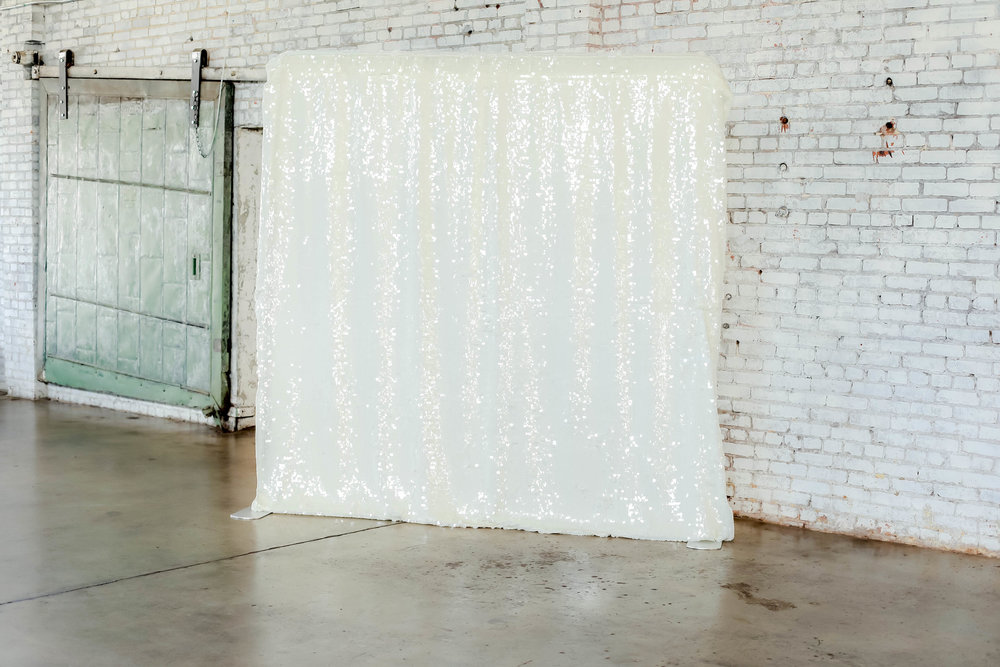 FROSTED SEQUINS -