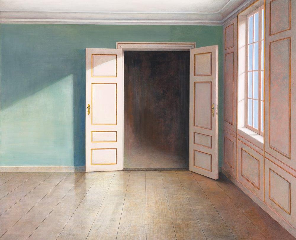 History Room, 2016, 160 x 195 cm