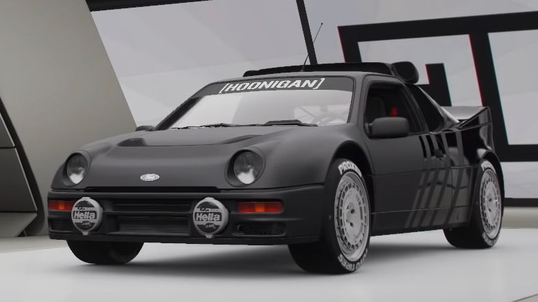 This Has to be Cheating: The Hoonigan RS200 Evolution (Forza H4) — TKTek