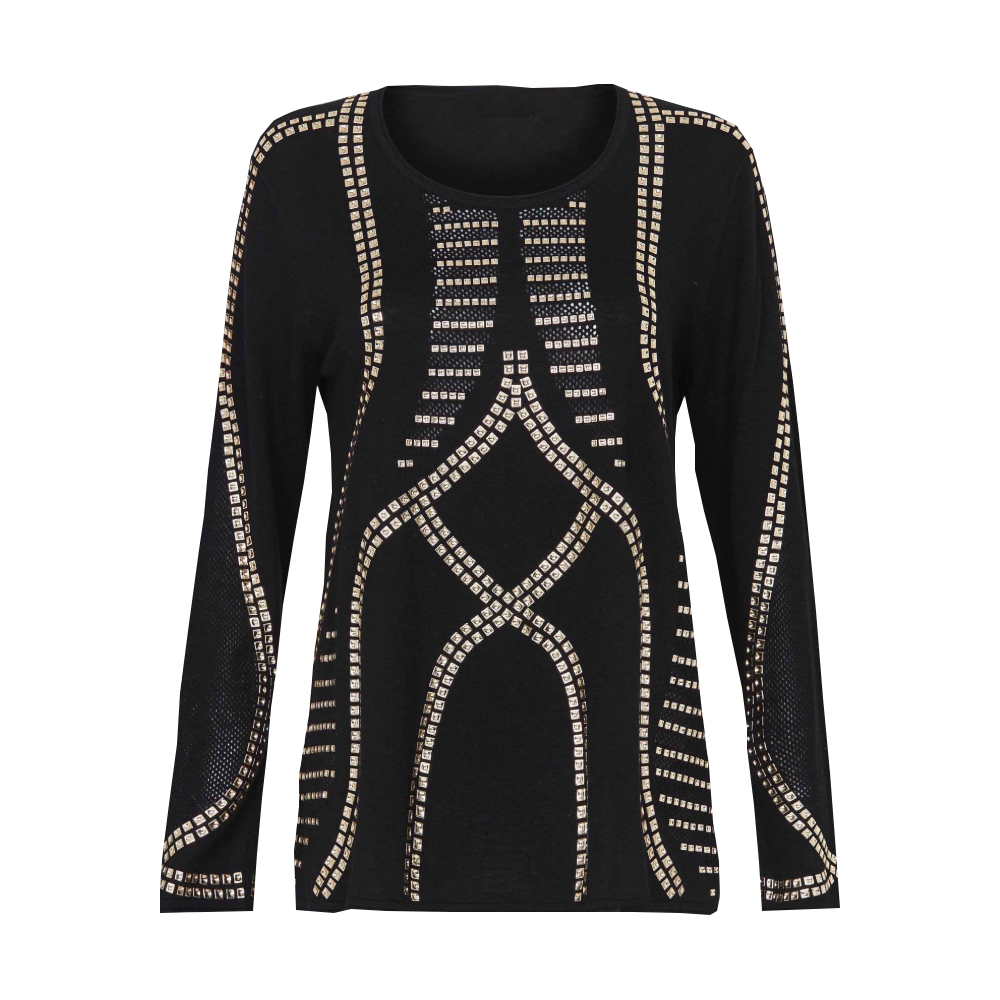 Sass & Bide Black Shout knit1.jpg