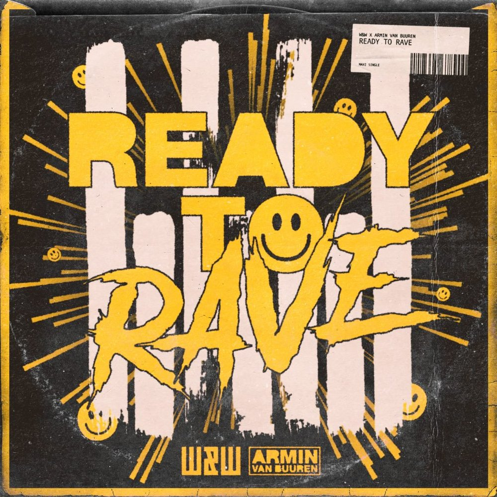 Ready to Rave Official Artwork