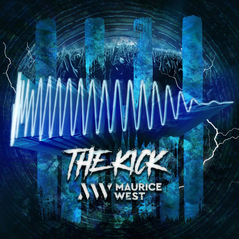 The Kick - Maurice West Official Artwork
