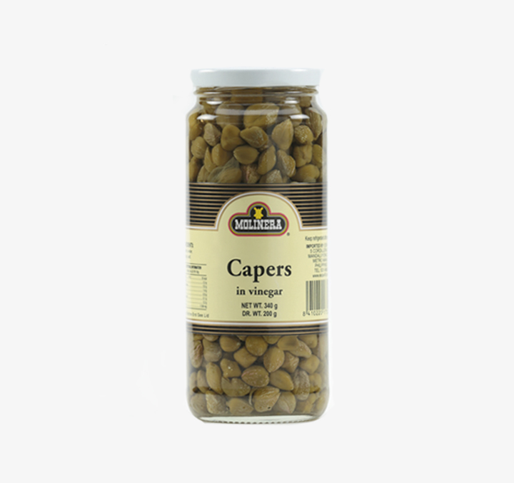 Capers - Size Availability: 100g, 340g, 720g, 935g