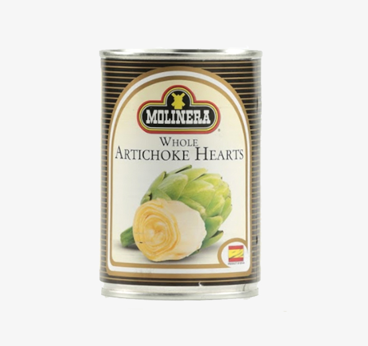 Artichoke Hearts - Size Availability: 390g, 935g