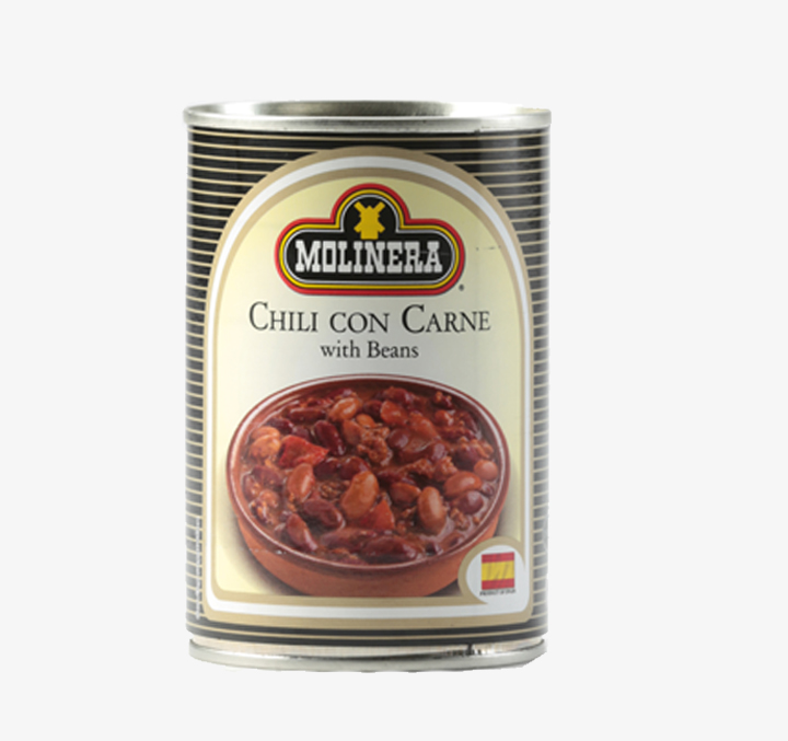 Chili con Carne - Size Availability: 415g