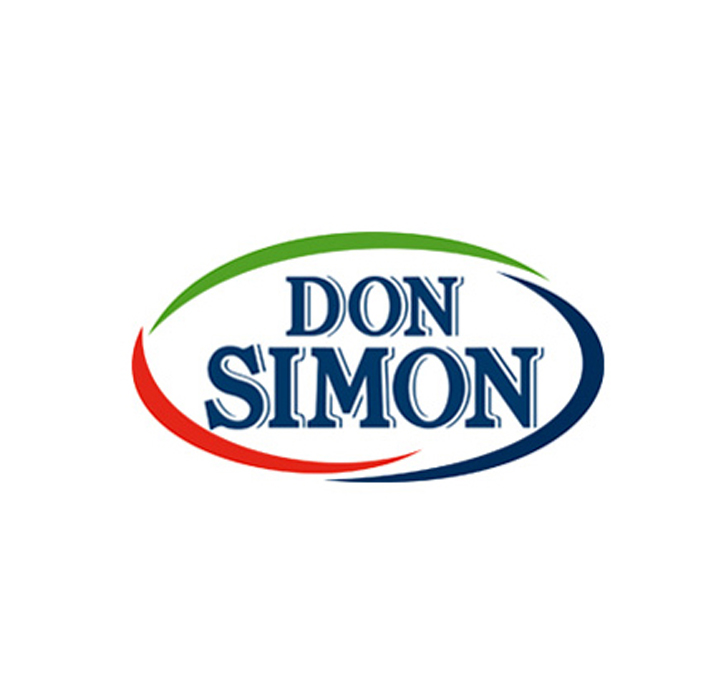 DON SIMON - Don Simon was first launched in Spain in 1982. Since then it has grown to become Spain´s number one juice brand and now has sales in over 30 different countries. Don Simon is owned by J.Garcia Carrion, a family owned juice and wine producer with a rich 120 year history of being the absolute leader of the wine and juice market in Spain.
