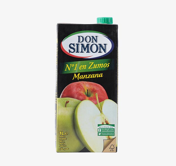 Apple Juice - Size Availability: 1L