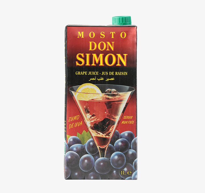 Red Grape Juice - Size Availability: 1L