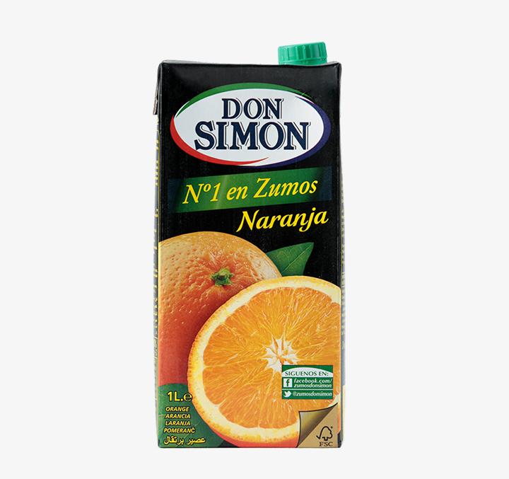 Orange Juice - Size Availability: 1L