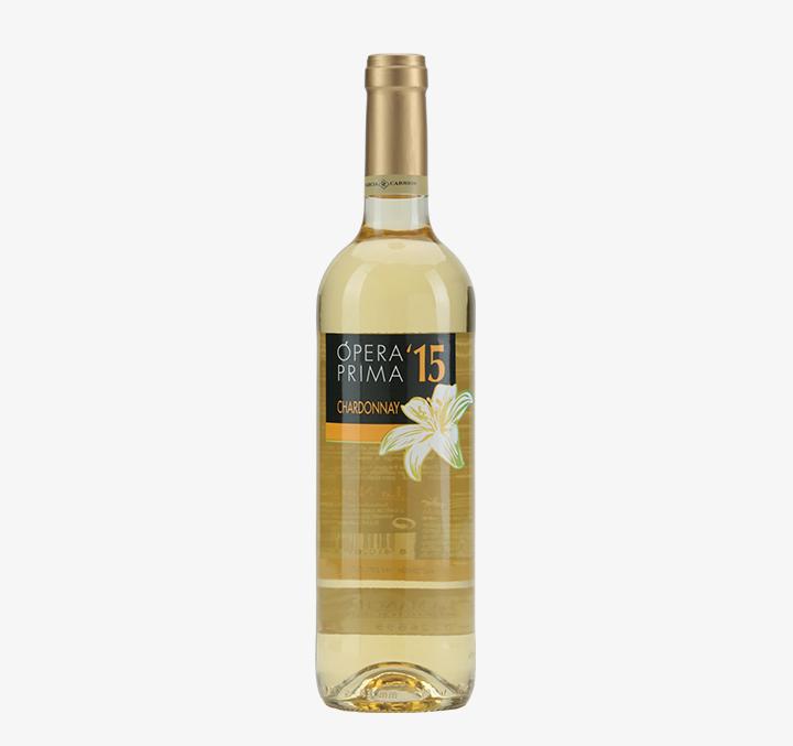 Opera Prima Chardonnay - Size Availability: 75cL