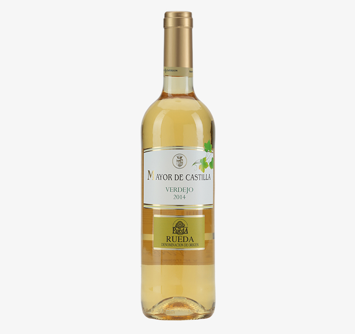Mayor de Castilla (Verdejo) - Size Availability: 75cL