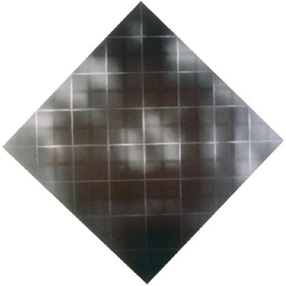 UNTITLED  1990 170x170 cm