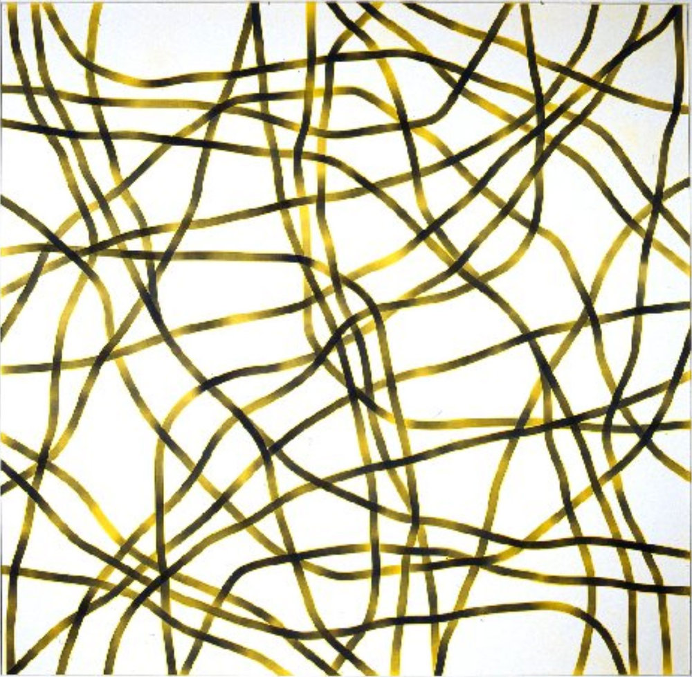 UNTITLED  1992-1993 200x200 cm  private collection