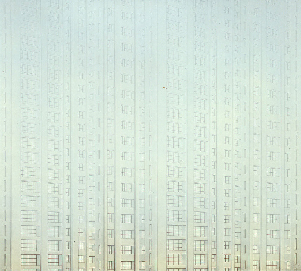 UNTITLED  1975 180x200 cm  public collection