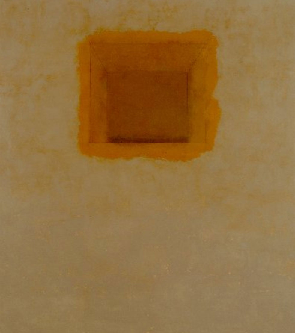UNTITLED  1974 125x145 cm  private collection