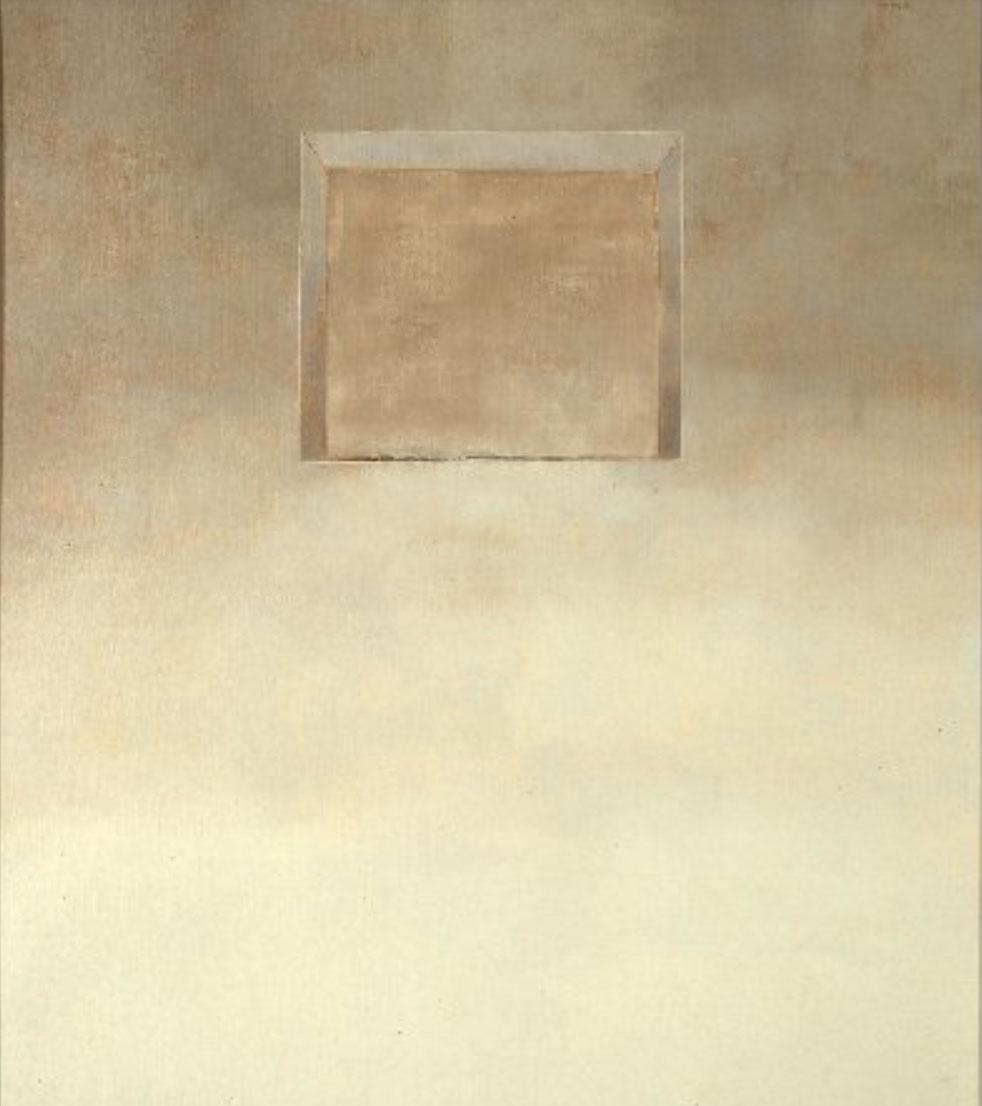 UNTITLED  1974 145x125 cm