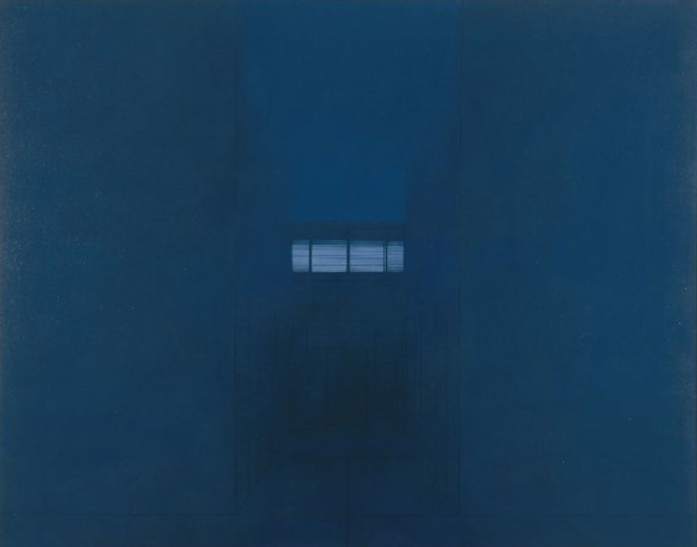 UNTITLED  1975-1976 170x200 cm  public collection