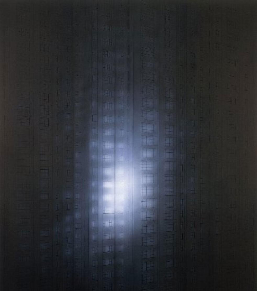 UNTITLED  1984-1985 200x230 cm
