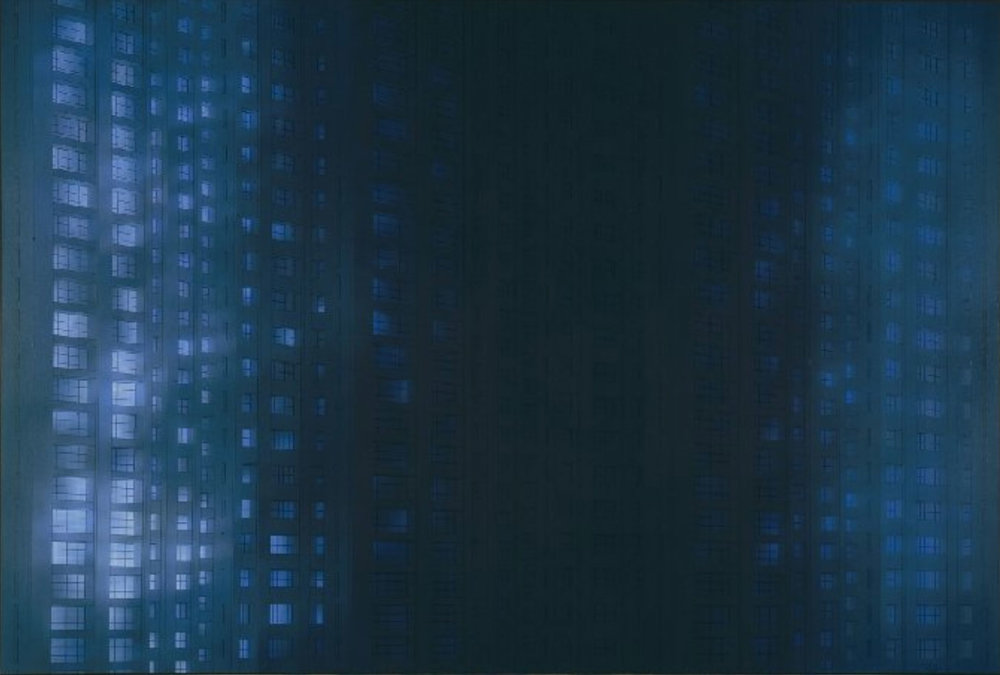 UNTITLED  1975-1982 200x300 cm