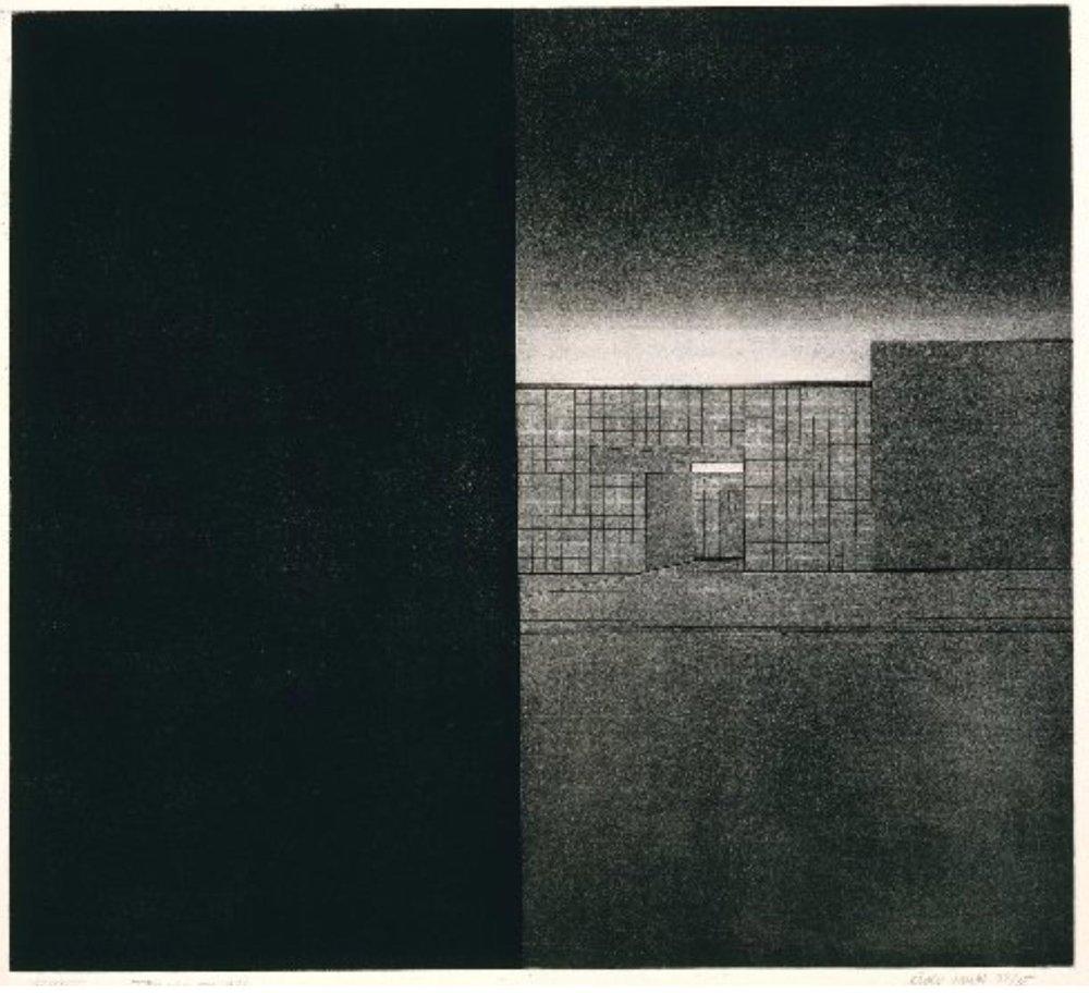 XXXII   1974  49,5x54 cm