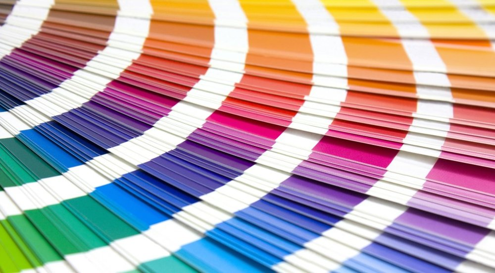 A World of Colour. - We have the latest in colour matching software - from screen to sheet, we get it right every time.