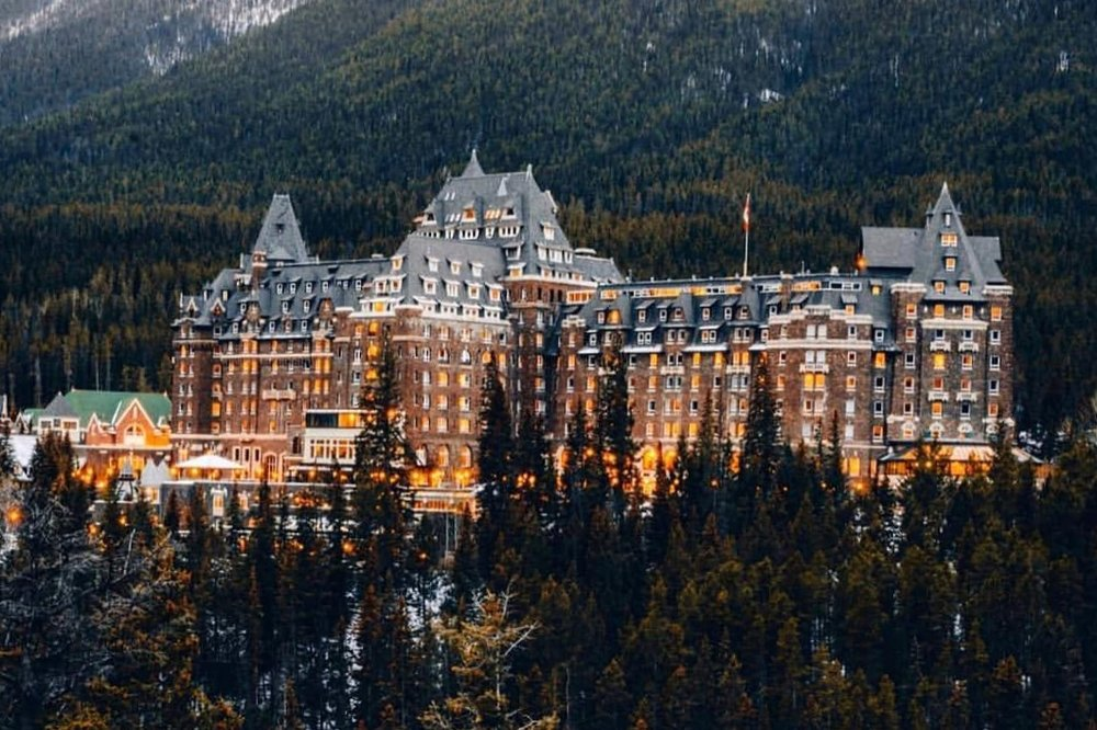 Fairmont Banff Springs - Stay in History - Magic Castle