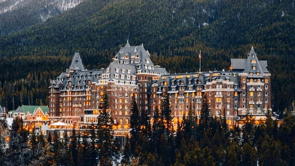 Fairmont Banff Springs - Experience the Magical Castle