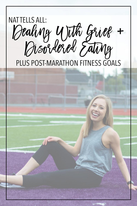 post marathon fitness goals