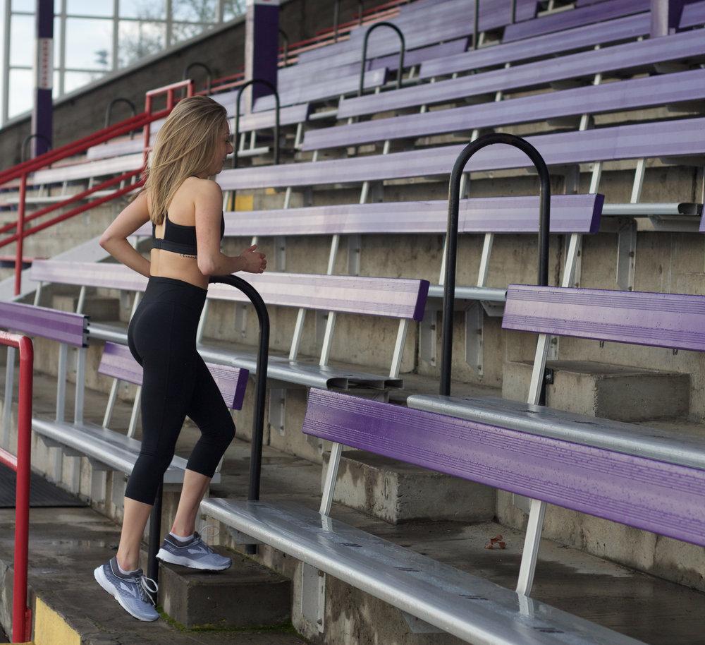 fitness watch break