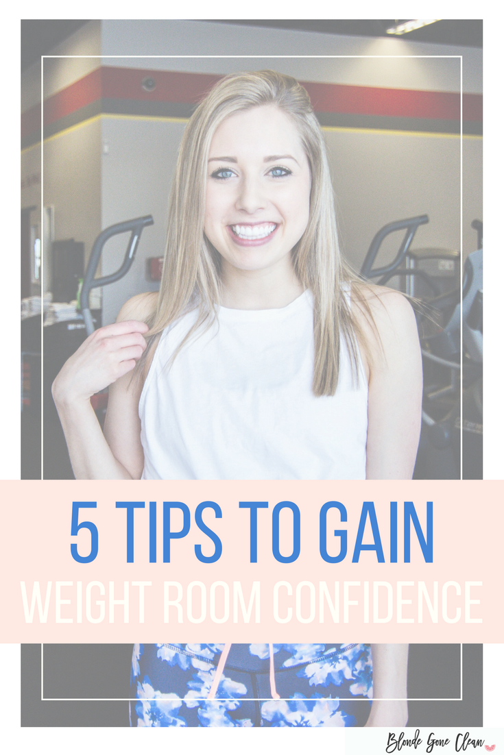 weight room confidence tips