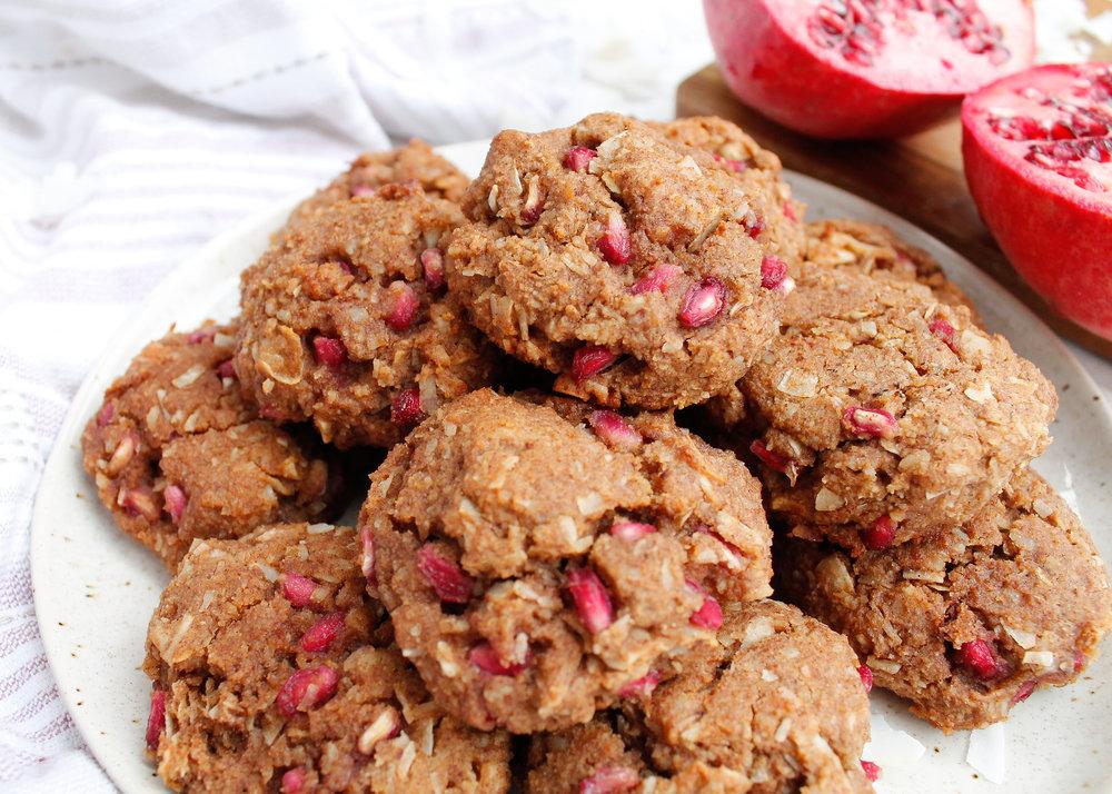 paleo no-oatmeal cookies