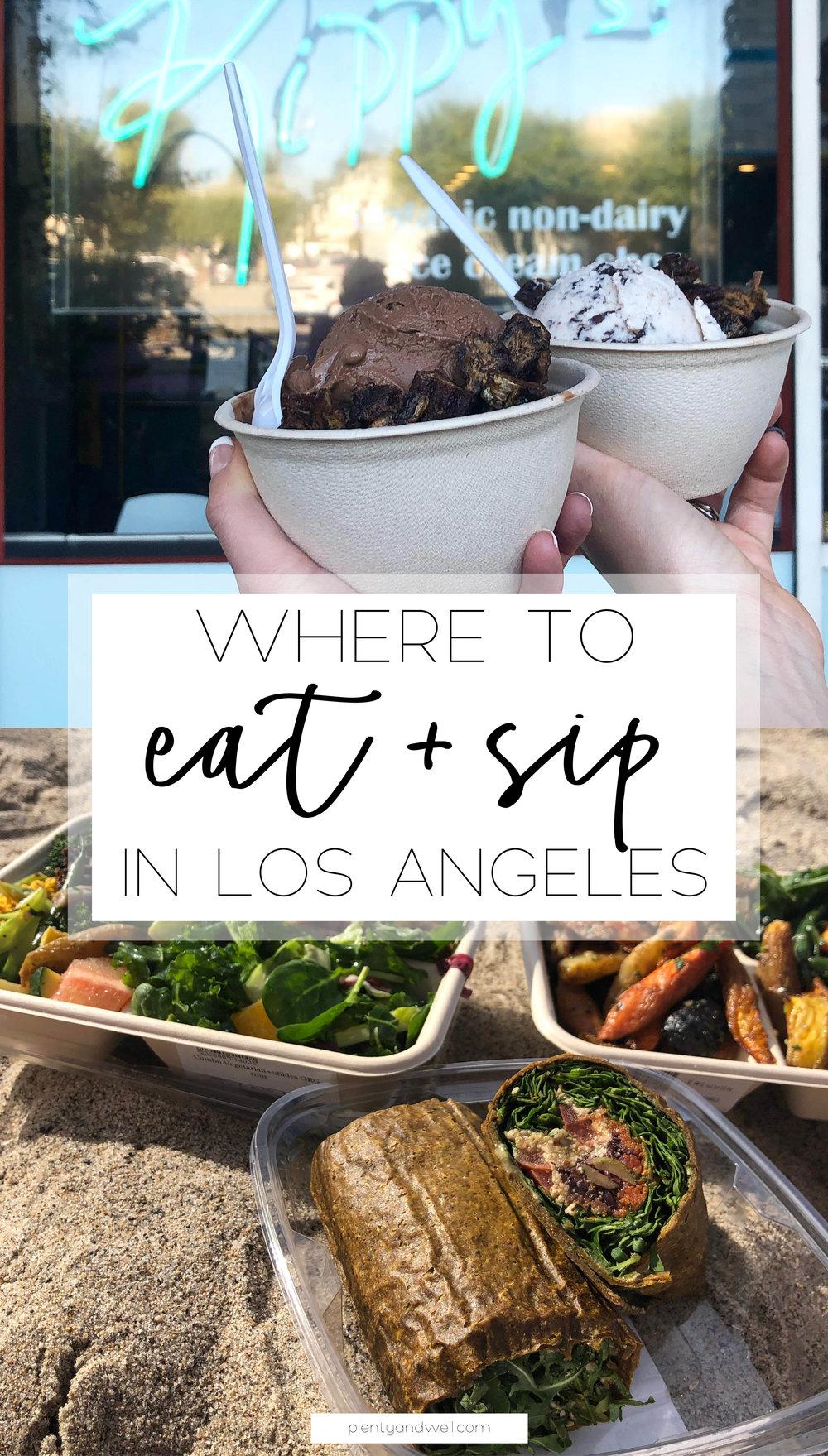 Los Angeles Food Guide