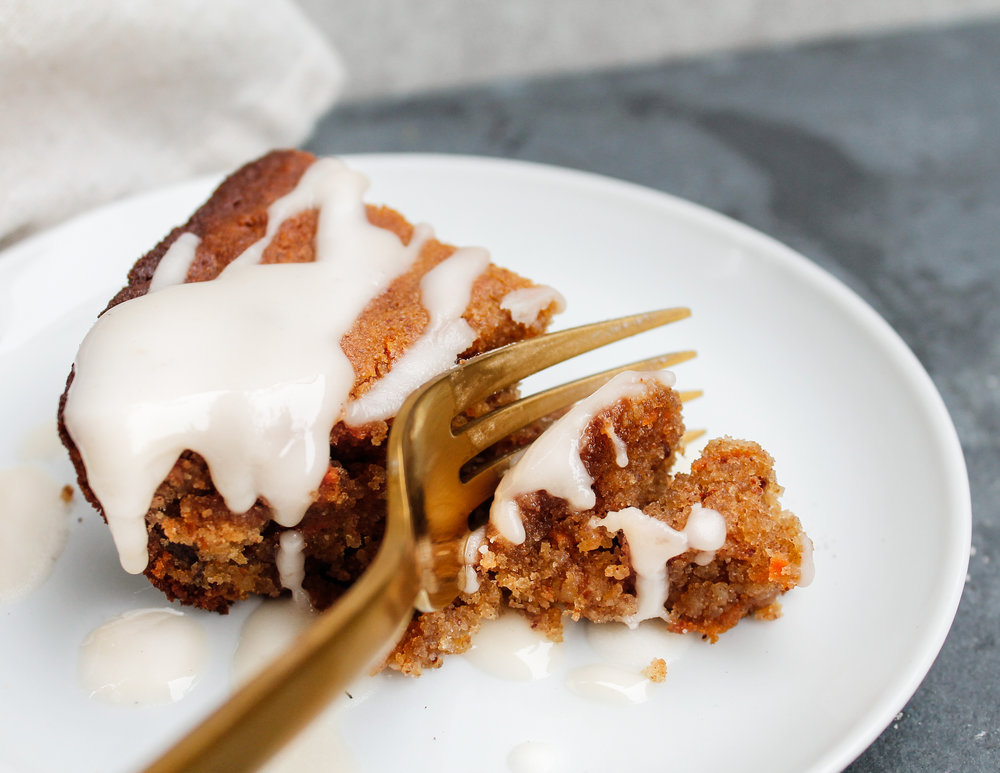paleo skillet cake