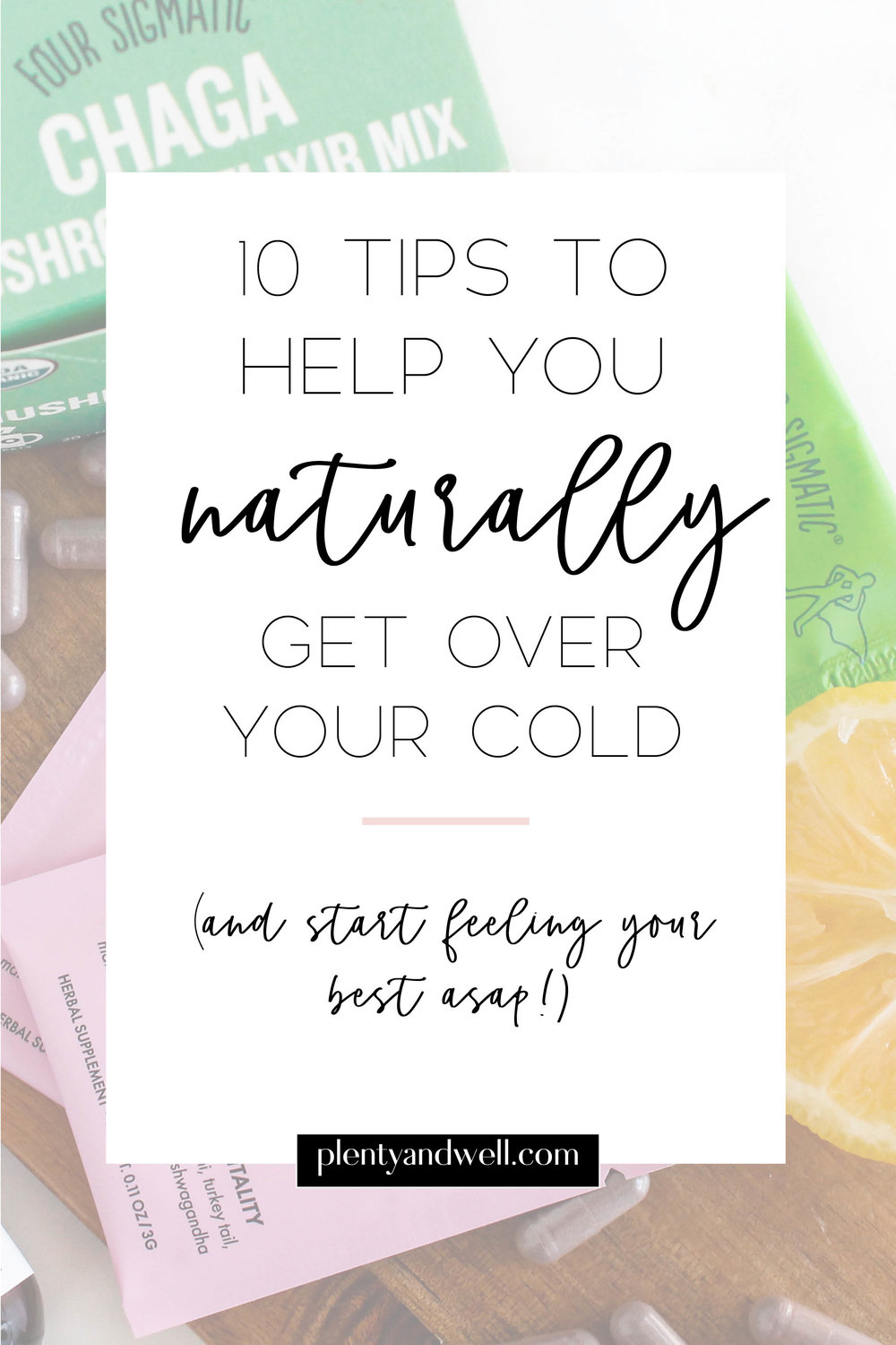 natural cold remedies