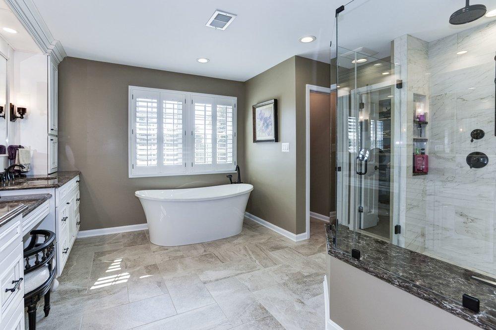Haymarket — Master Bath