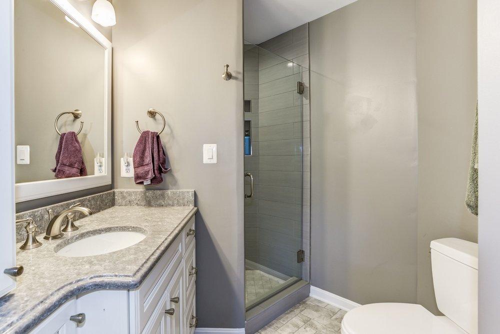 Haymarket — Guest Bath