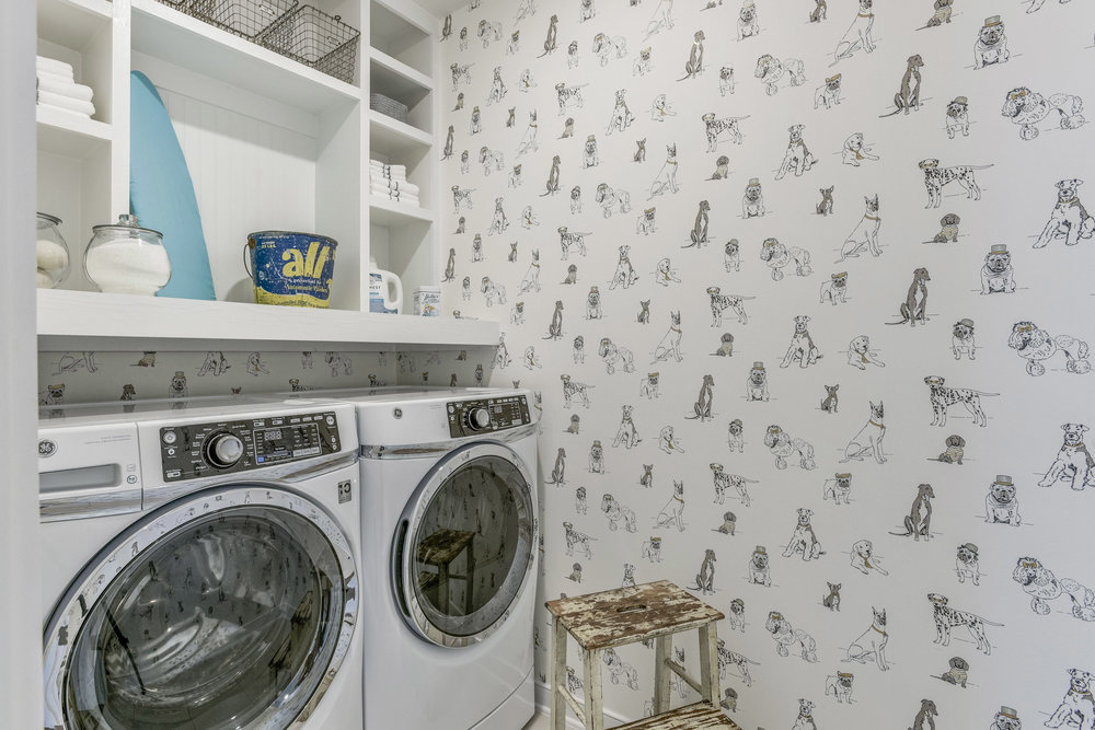 Chantilly — Laundry Room