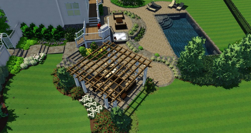 Outdoor Living Concept