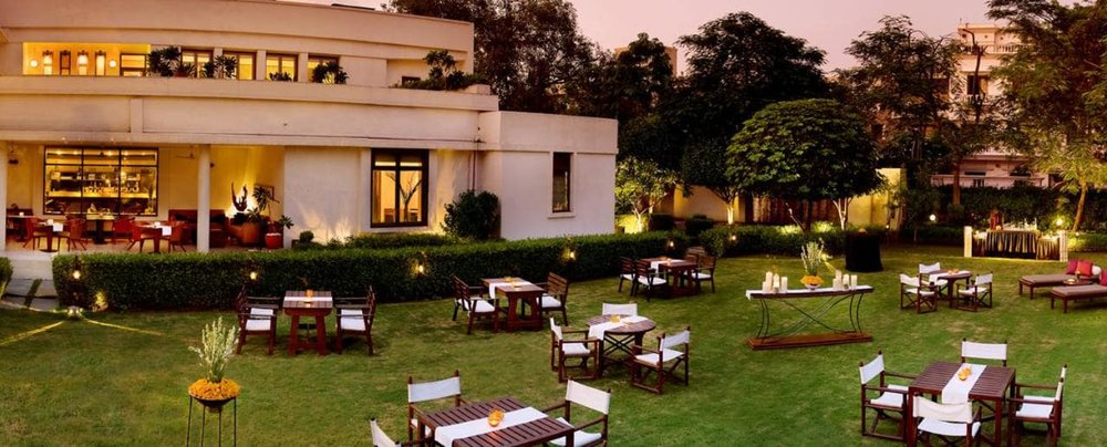 The Manor Hotel New Delhi