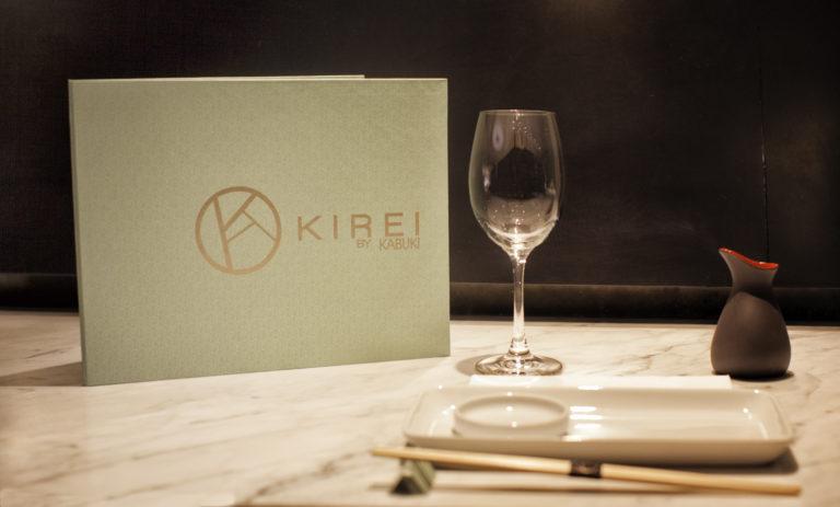 Kirei by Kabuki sushi restaurant Madrid airport