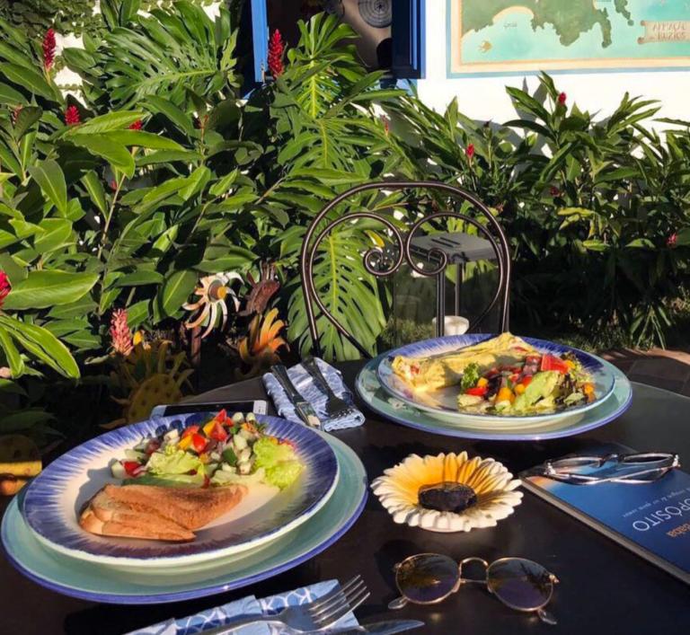 Vila Da Santa – Food