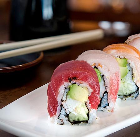 Blue Ribbon Sushi in SOHO