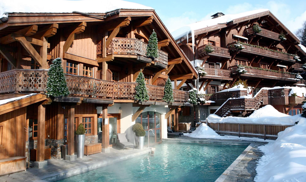 Best Hotels: Four Seasons: Megeve, France
